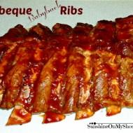 BBQ Baby Back ribs