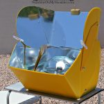 All Season Solar Cooker ASSC