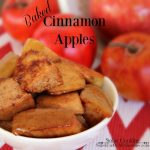 Cinnamon Apples |Solar Cooking recipe