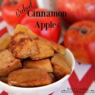 Cinnamon Apples |Solar Cooking recipe