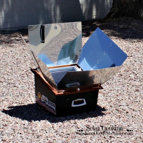 All American Sun Oven