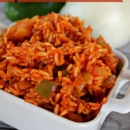Spanish Rice Pronto Recipe for Solar Cooking