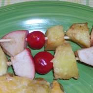 Solar Fruit Kabobs