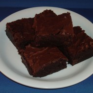 Homemade Solar Baked Brownies Recipe for Solar Cooking