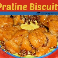 Praline Biscuits Recipe for Solar Oven Cooking
