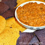 Southwestern Beef and Cheese Dip Recipe for Solar Cooking