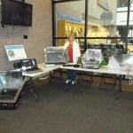 Solar Cooking Demo at Glendale AZ Solar Day 2013