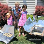 Kids in the (Solar) Kitchen