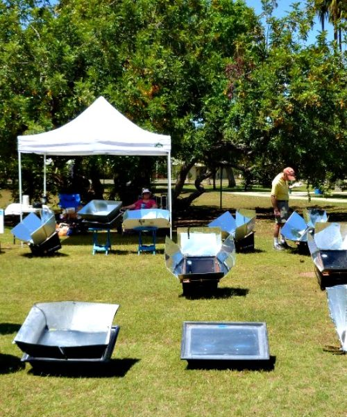 Solar Oven Food Safety