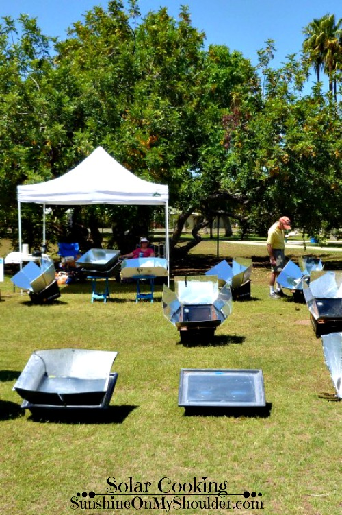 Solar Cooking in the park_featured