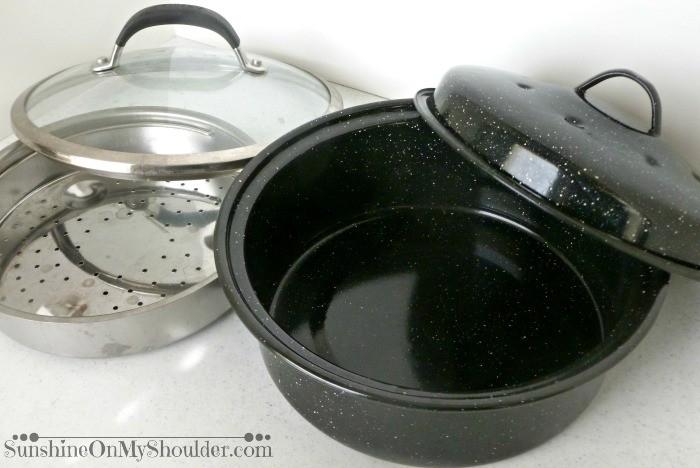Solar cookware
