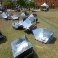 2014 Great Solar Cookout , solar cooking,