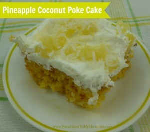 Pineapple Coconut Cake Solar oven Dessert Recipes