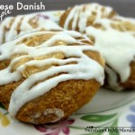Solar Simple Cheese Danish