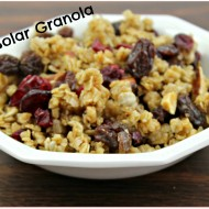 Easy Solar Granola