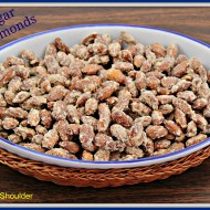 Solar Sugar Glazed Almonds
