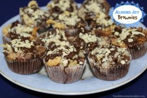 Almond Joy Brownies solar oven dessert recipes