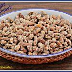 Solar Sugar Glazed Almonds