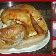 Holiday Turkey collage