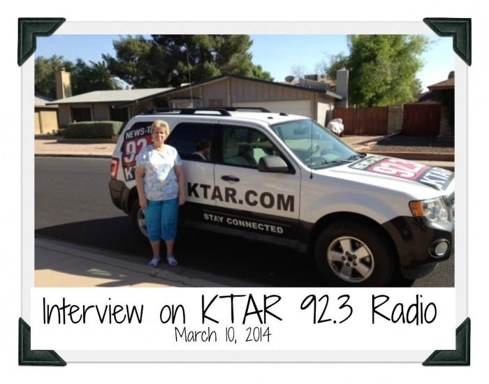 KTAR Radio Interview