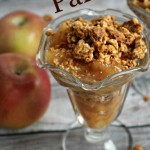 Solar Cooking: Apple Pie Parfait