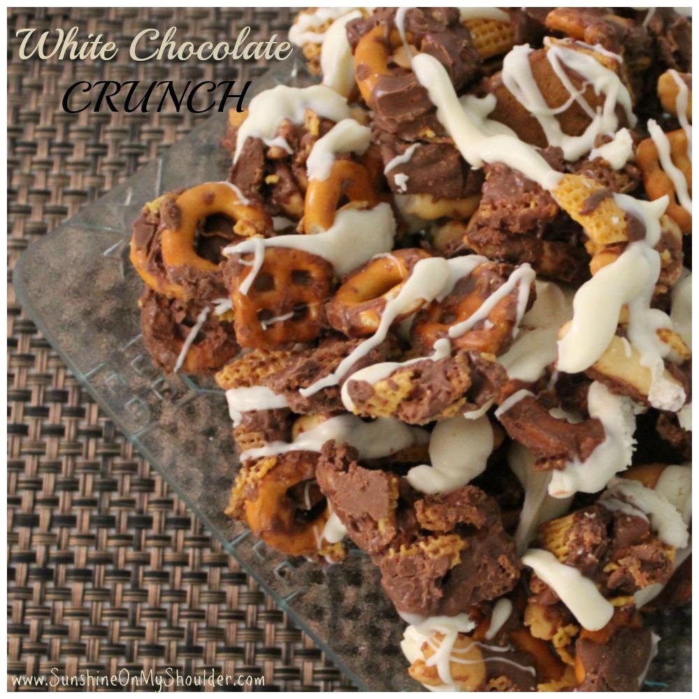 White Chocolate Crunch 1000