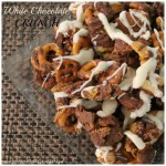 White Chocolate Crunch Mix