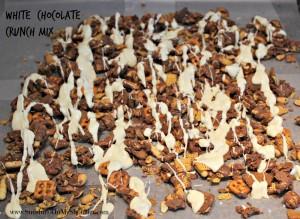 White Chocolate Crunch Mix