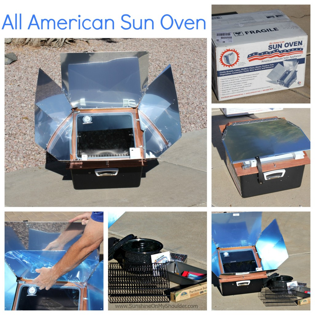 All American Sun Oven: The Hottest Sun Oven on the Market