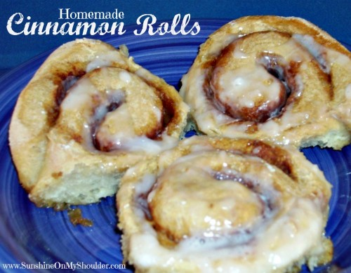 Cinnamon Swirl Buns Recipe — Dishmaps