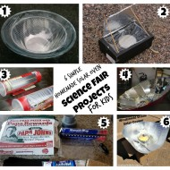 image of 6 solar oven projects for kids