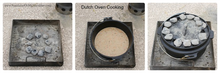 Dutch Oven Collage