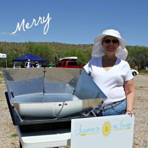 Merry with Sport Solar Oven