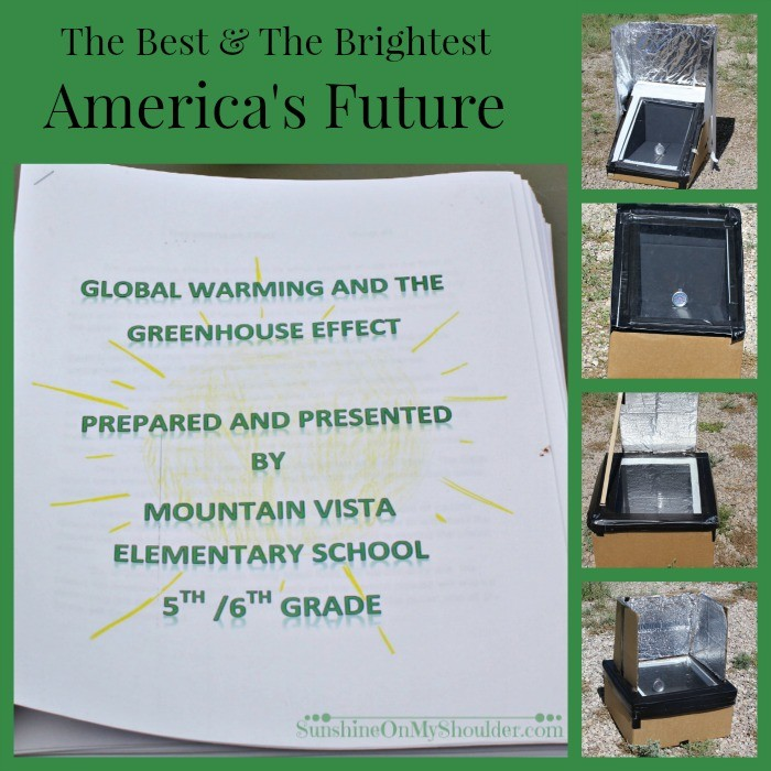 Mountain Vista Solar Oven Project