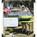 Solar Cooking Demo at Celebrate Mesa's Living Green Village