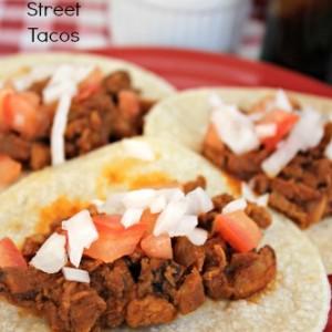 Del Foods Al Pastor Street Tacos
