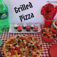 How To Grill A Pizza