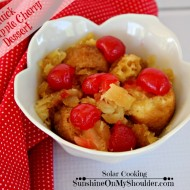 Quick Pineapple Cherry Dessert