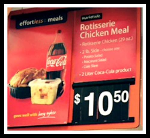 Walmart-effortless-meal-deal #shop #cbias