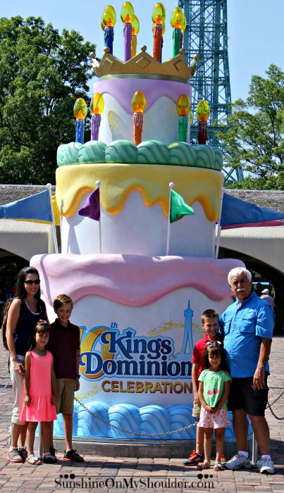 King's Dominion Virginia
