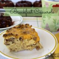 Breakfast Casserole |Solar Cooking