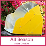 All Season Solar Cooker Review