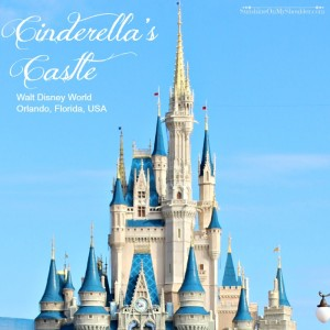 Cinderella's Castle Disney World