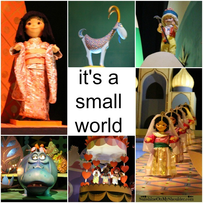 Disney it's a small world
