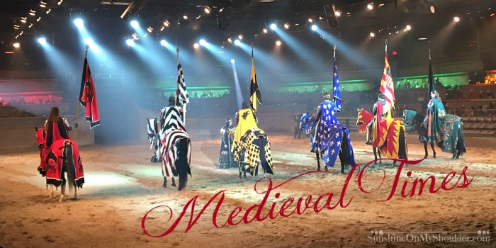 Knights at Medieval Times