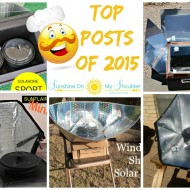 Five Solar Oven Reviews