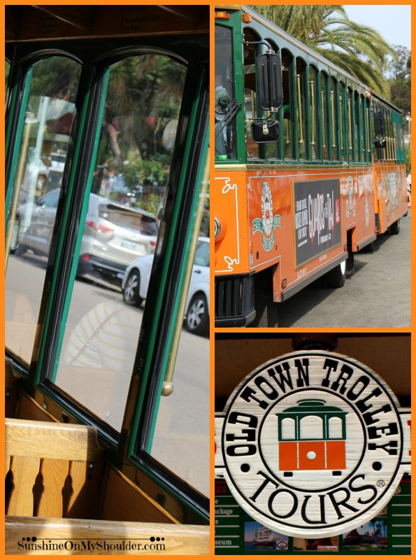Old Town Trolley Tour San Diego