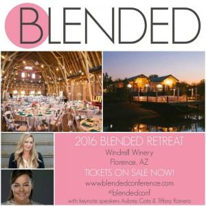 Blended Retreat 2016