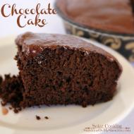 Chocolate Cake   Solar Cooking