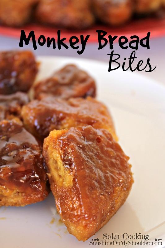Monkey Bread Bites